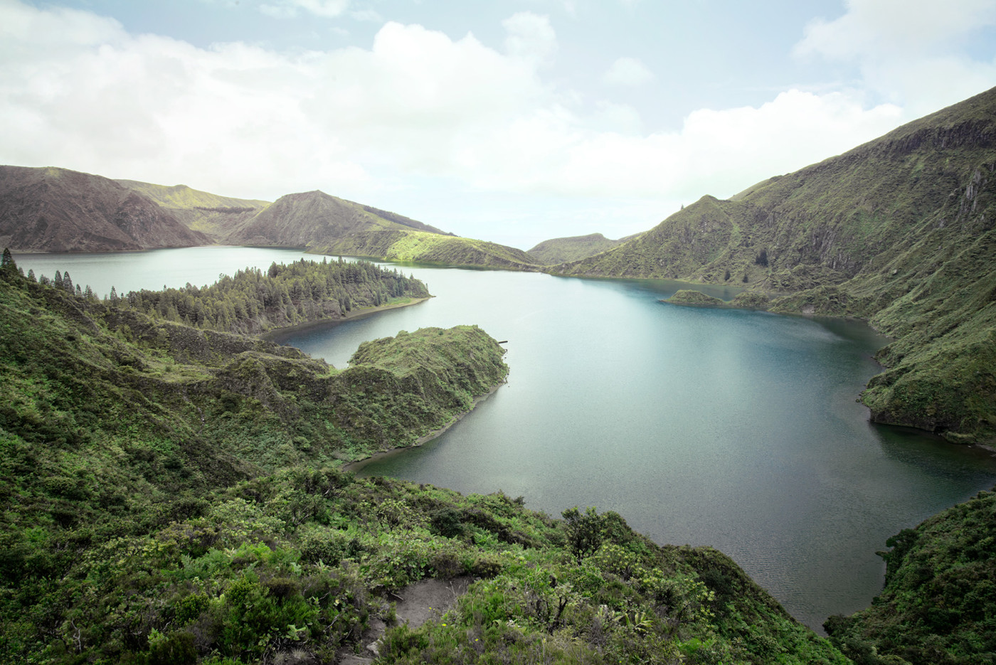 Lagoa do Fogo - Marc Ambros